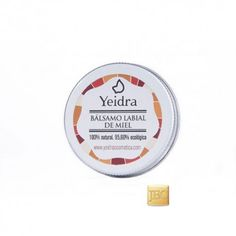 BÁLSAMO LABIAL DE MIEL YEIDRA   El bálsamo labial de miel de Yeidra nutre, protege y repara los labios secos del frío o del sol. Regenera los labios agrietados. Ingredientes de origen natural 100 % Procedentes de agricultura ecológica 95,60 %