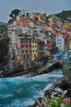 Riomaggiore, Le Cinque Terre, Liguria - Italy