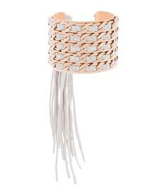 East Hampton Fringe Cuff Bracelet | East Hampton | Henri Bendel