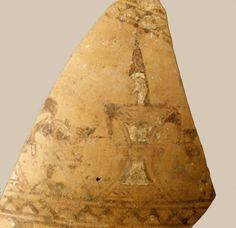 cerámicas de Numancia -Personaje de prestigio