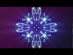 Make a Beautiful Shining Kaleidoscope Animation