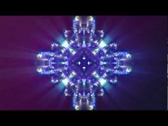Make a Beautiful Shining Kaleidoscope Animation