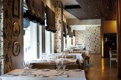 Molinsinteriors interioristas barcelona interiorismo comercial restaurante l 39 arenal - Restaurante attic barcelona ...