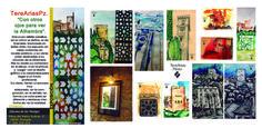 muestra de obras y locales donde he realizado exposiciones de mis obras en la Provincia de Granada Spain. Busco nuevos locales para exponer mis obras.