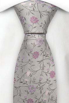 Silk Slim necktie - Dark grey and light grey taffeta weave - Notch SHERLOCK Notch I7lOfk