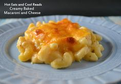 Creamy Baked Macaroni and Cheese Recipe
