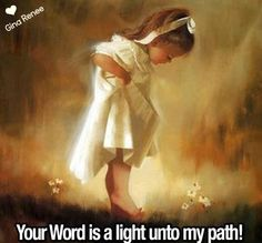 Your word is a lamp to my feet and a light to my path. (Psalm 119:105 ESV)