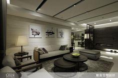 擁有「設計」、「家飾」、「藝術」鐵 3 角部門的 L′atelier Fantasia 繽紛設計團隊,一向重視軟體的陳設與硬體的空間裝修互相搭配,在新古典元素中加入時尚亮點,打造宛如星級飯店般的質感空間。