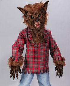 My oldest son has graduated to scary costumes this year and wants to be a warewolf   Fall   Pinterest   Costumes Halloween costumes and Scary costumes & My oldest son has graduated to scary costumes this year and wants to ...
