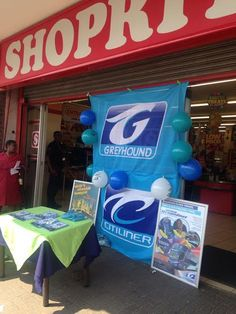 Some pics from today's Shoprite Promotion at Shoprite, Newlands, Johannesburg. Check out where our #GreyhoundEaster bunnies will be next and book your ticket to get your 15% discount! https://www.greyhound.co.za/store-availability/