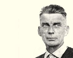 """Nothing is funnier than unhappiness."" — Samuel Beckett"