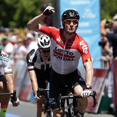 Andre Greipel wins stage 1 Tour Down Under 2018