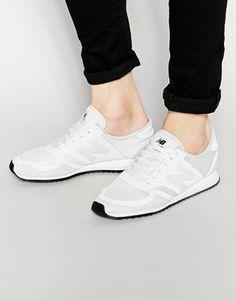 New Balance – 420 – Mikrofaser-Sneakers