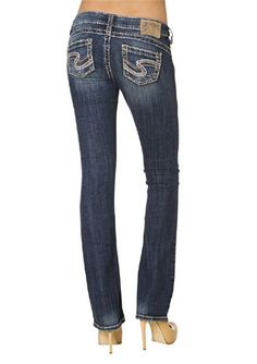 love silver jeans