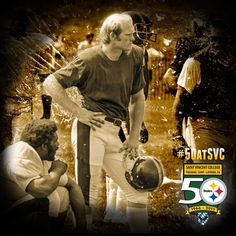 Pittsburgh Steelers (@steelers) | Twitter - Terry Bradshaw during 1975 training camp.