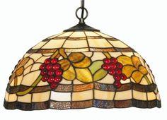 Tiffany Grapes Pendant Light  - OT 6018