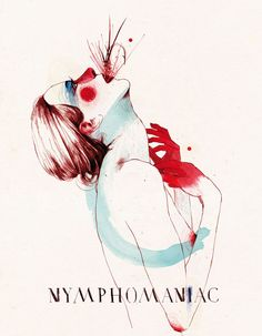 alternative for Lars von Trier's 'Nymphomaniac' - by Conrad Roset