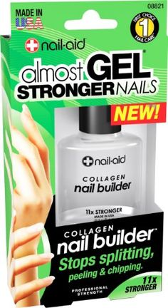 This has transformed my nails!