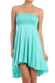 Kiwi Co. Women's Eva High Low Dress $24.00 (66% OFF)