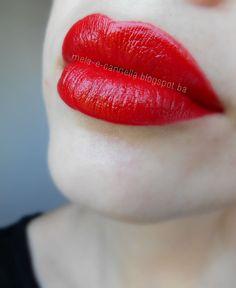 mela-e-cannella: FARMASI Lipstick - Elegant 1