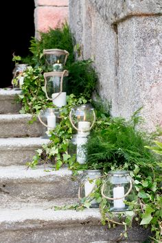 A look inside Mercedes Lámbarri Altamira and Hervé Rigonat's fairy-tale wedding in Spain.