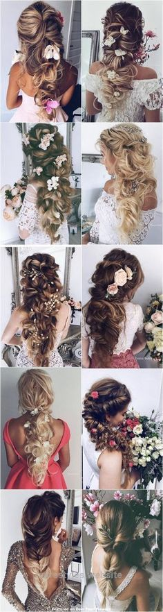 Unbelievable 65 New Romantic Long Bridal Wedding Hairstyles to Try / Ulyana Aster www.ulyanaaster.com  The post  65 New Romantic Long Bridal Wedding Hairstyles to Try / Ulyana Aster www.ulyanaa…  ap .. #weddinghairstyles