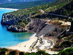 Buggerru, Sardegna, Sardinia, mare, sea, beach
