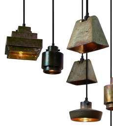 The Tom Dixon 'Lustre Pendants' Shine a Light on History #lighting #lightfixture trendhunter.com