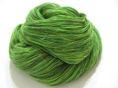TWW Wavering Lace  Merino / Silk  845 yards / by TheWackyWindmill, $34.00