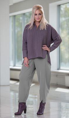 EVA collection. Женская одежда больших размеров 52-70. Оптом и в розницу. // Интернет-магазин // Брюки