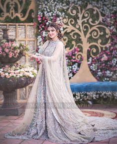 New Awesome Bridal Photoshoot of Hira Mani Pakistani Wedding Outfits, Pakistani Bridal Dresses, Indian Bridal Wear, Pakistani Wedding Dresses, Bridal Outfits, Bridal Lehenga, Bridal Gowns, Walima Dress, Shadi Dresses