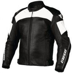 Dainese Rapier Leather Jacket - Also available in all black