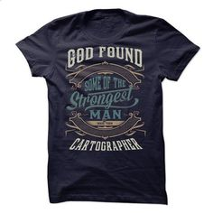 God Found Some Of The Strongest Man Made Them - #hipster sweater #sweater blanket. GET YOURS => https://www.sunfrog.com/Funny/God-Found-Some-Of-The-Strongest-Man-Made-Them-18084848-Guys.html?68278