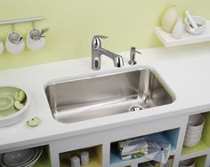 Elkay Elumina finish sink with side drain A finalist for my kitchen refresh.