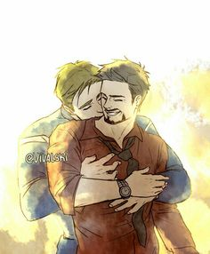 Don't think about ships. Just look at how happy they are in this.