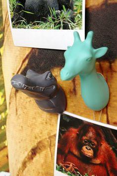 Giraffe | wall hook   #thezoo #zoo #capventure #dutchdesign #product #JorineOosterhoff #wallhook
