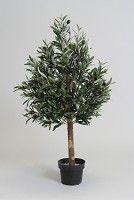 Olive Topiary 90cm