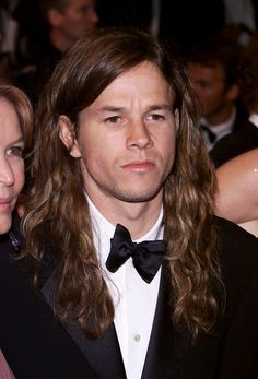 Mark Wahlberg at the Cannes Film Festival 2001. Rockstar