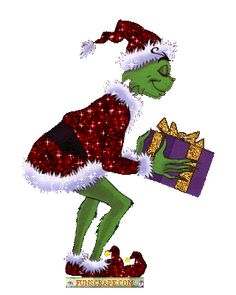 Grinch Christmas Comments, Graphics and Greetings Codes for Orkut, Friendster, Myspace, Tagged