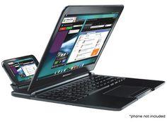 "$89.99 Motorola Droid Bionic Lapdock w/ 11.6"" Screen, Full Size QWERTY Keyboard & Phone Charger #BensSkinSweep"