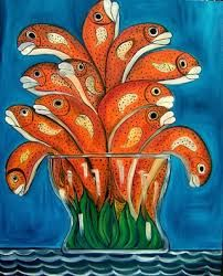48 Best Redfish Art images | Red fish, Fish, Salt water fish