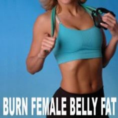 Burn Female Belly Fat (Aerobics, Cardio