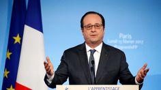 François Hollande prône «un réformisme radical», faisant implicitement la leçon à Benoît Hamon