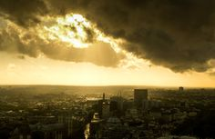 Above London by Dan Murgeanu on 500px