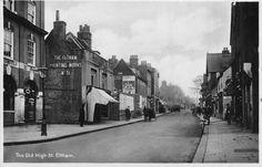LONDON ELTHAM The Old High Street