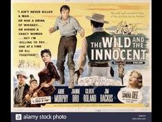 Title Lobby Card from the 1959 release of the movie The Wild and the Innocent starring; Audie Murphy, Joanne Dru, Gilbert Roland, Jim Backus and Sandra Dee. The card is in Good condition, a really nice Audie Murphy and Sandra Dee card. Gilbert Roland, Bobby Darin, Sandra Dee, Diamond Wedding Sets, Title Card, Cinema Posters, Wild Ones, Live Action, Really Cool Stuff