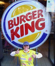Las mejores hamburguesas están en Burger King
