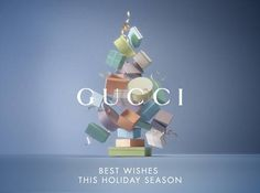 Best wishes from Gucci