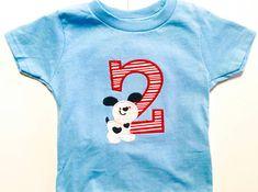 Check out Dog Birthday Shirt - Boys Birthday Shirt - Girls Birthday Shirt - Birthday Shirts - Kids Birthday Shirt - Personalized Shirt on sweetbabycakesbows