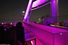 Red Sky Bar- Centara Grand, Bangkok